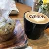 お気に入りのカフェ『CAFE GEEK』@日ノ出町