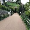 東横フラワー緑道 トンネルを歩く