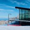 函館七飯スキーパークに行ってきた。函館市内から簡単にアクセスできる絶景4kmのスキー場。山頂には絶景鑑賞カフェが。