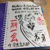 4130 「道」絵コンテ