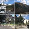 山の中の お蕎麦屋