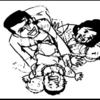 鉄拳のパラパラ漫画「振り子」を正式PVに採用したMUSEの「Exogenesis Symphony Part 3」完全版ミュージックビデオ