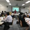 「大学職員のためのインストラクショナルデザイン入門」の半日講座を実施しました。
