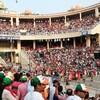 超盛り上がりすぎ!インドとパキスタンの国境で毎日開催されるセレモニーを見学!