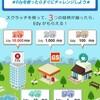 キャンペーンでEdy200円分ゲット。楽天はリアクションが早いのに…