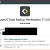 EaseUS Todo Backup Workstation 11.5.0.0
