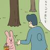 スキウサギ「スタンプ発売」