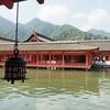 初カメラ旅行:もう一度満潮時の厳島神社へ