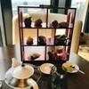 コンラッド大阪 40スカイバー&ラウンジさんの抹茶アフタヌーンティー