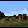 マイクラ建築紹介「馬小屋」|Minecraft