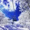 暑い日は雪山の写真を見て涼む。