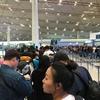 5日目:中国国際航空 CA181 北京〜羽田 ビジネス