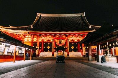 23時の浅草寺に行ってきました!昼間の数倍美しいので一度は行くべきスポットです。