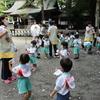 さきとり幼稚園 夏越大祓式が斎行されました