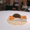 殿堂入りのお皿たち その245【エクアトゥール の 3種のパプリカをまとった魚料理】