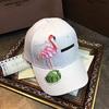 タンチョウヅル野球帽 斬新なファッション