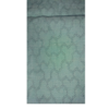 着物生地(64)毘沙門亀甲模様織り出し手織り真綿紬