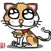 キャラ 三毛猫さん 紹介