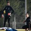ブッフォンが現地24日の全体練習に復帰、ケディラとA・サンドロも汗を流す