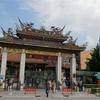 【子連れ台湾旅行記07】龍山寺でお参りして、京鼎樓で小籠包ランチ