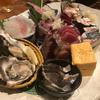 魚金4号店で六点盛スペシャル(新橋)