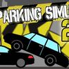 【Rage Parking Simulator 2016】前進とバックを繰り返す怪しい1台の車