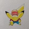 イケメンピカ様・ギア2。 Cool Pikachu, Gear second.