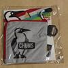キャンプやランニング用に薄くて軽くて丈夫な財布を!CHUMSのTrek Walletを買ってみた