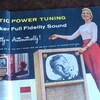 1956年3月雑誌広告・テレビ・チェンソー・タイプライター・キャンベルスープ