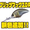 【O.S.P】ディープクランクベイト「ブリッツマックスDR」に新色追加!
