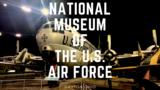 国立アメリカ空軍博物館。ライト兄弟ミリタリーフライヤーから大統領専用機エアフォースワンまで