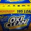 ハマる洗濯☆酸素系漂白剤、コストコのオキシクリーン!台所で鍋のコゲ落としにも使える!