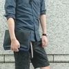 ユニクロ「感動ショートパンツ(カモフラージュ)」レビュー!【低身長男】