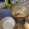 幸運なマユのレシピ(4):手創りご飯の幸せ。だんだんパターンが決まってきた。鶏肉は3日はもつ、魚を焼いているので食べない分を加える。