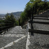 嵯峨天皇陵を訪問(京都市右京区)
