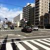 ★谷町7丁目交差点