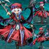 【東方Project】1/8『レミリア・スカーレット 紅魔城伝説版 エクストラカラー[BLOOD MOON]』美少女フィギュア【キューズQ】より2020年11月発売予定♪