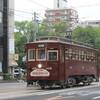 (鉄道)長崎電気軌道「路面電車の日記念、168号特別運行」撮影記