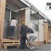 仮設住宅への入居始まる 熊本 甲佐町