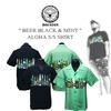 ヒューストン【HOUSTON】 × BEERデザインアロハシャツ × BBQに最適