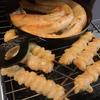 脂こってり【1食178円】ぼんじり&サーモンハラスの塩焼きレシピ