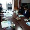 12月21日東中川地域での打ち合わせ
