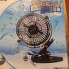夏の高水温対策に、小さくても強いクリップファンを買ってみました