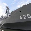 NINIが巡る補給艦撮影の旅