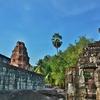 「ロリュオス(Roluos)遺跡群」~「プリア コー(Preah Ko)」、「バコン(Bakong)」ここはシェムリアップ近郊で外せないポイント!!