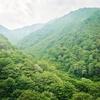 初夏の爽やかな谷川岳。ロープウェイとリフトは幼児連れに快適。