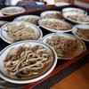 「登城」出石町にお蕎麦を食べに行ってきたよ。