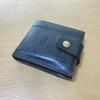 コンパクトなお財布【イルビゾンテの二つ折り財布】やっぱり財布は小さいのがいい!