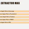 Mac Mail to MBOX Converter for Mac