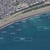 大磯東海岸は変化にとんだ投げ釣りポイントです